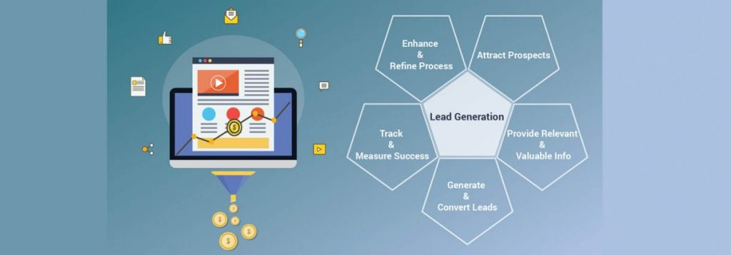 Lead Generation company in India